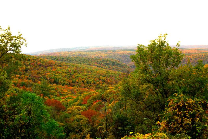 Ozark Mountains Arkansas Facts images