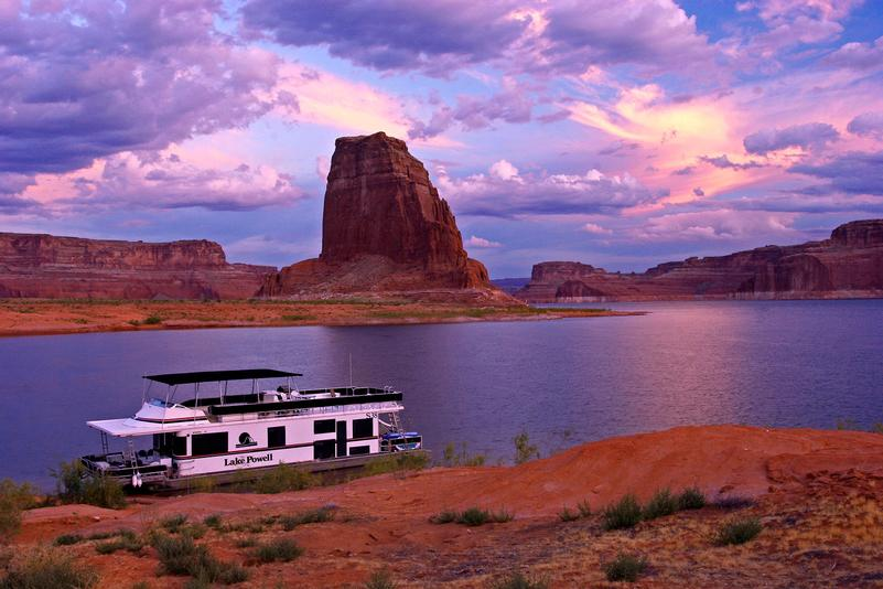 Houseboat Vacations