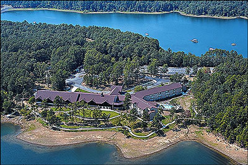 lake ouachita ForFishing Resorts In Arkansas