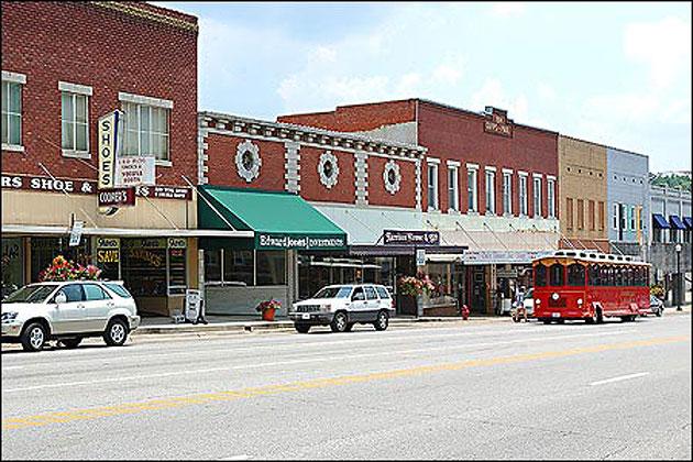 Downtown Harrison
