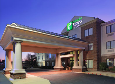 Holiday Inn Express Suites - Pine Bluff