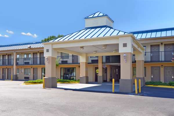 Best Western Luxury Inn - Little Rock