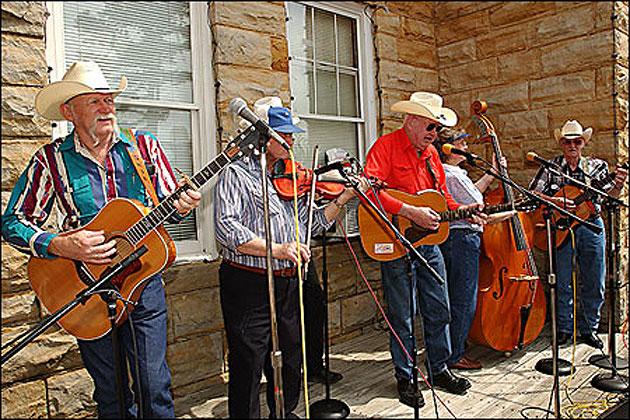 Arkansas Folk Festival Mountain View