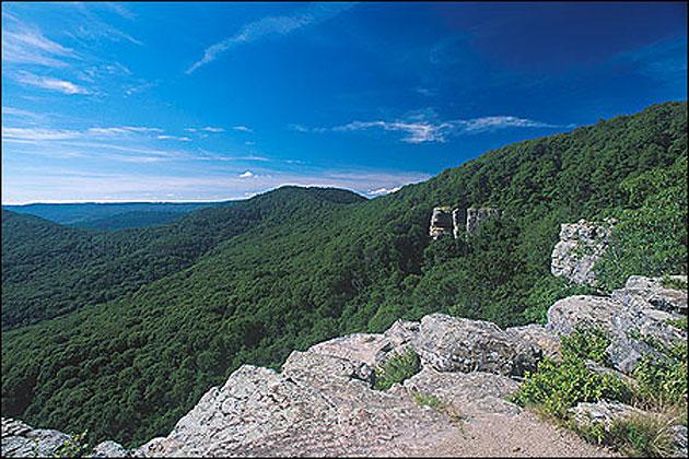 White rock mountain for White rock mountain cabins